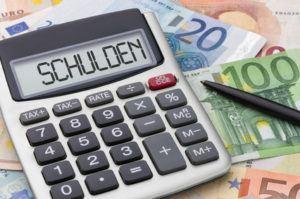 umschuldung 65000 euro