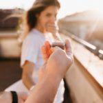 kreative Heiratsanträge
